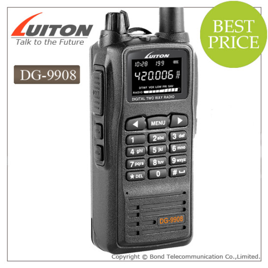 DG-9908 DPMR Digital radio