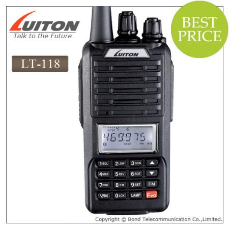 LT-118 walkie talkie