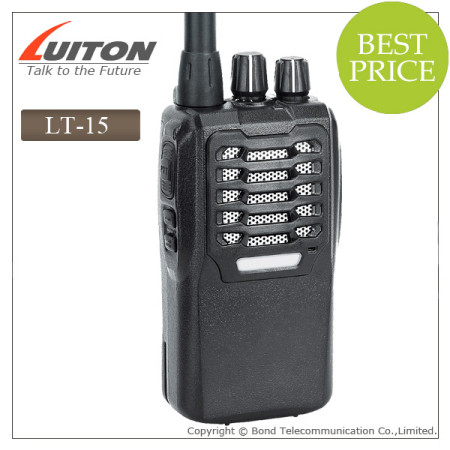 LT-15 vhf uhf ham radio