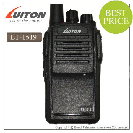 LT-1519 Waterproof radio IP67