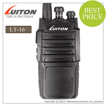 LT-16 long range walkie talkies