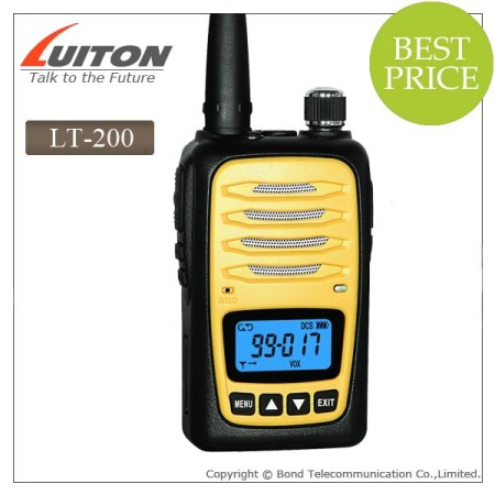 LT-200 Hot Amateur radio