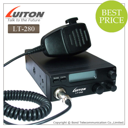 LT-280 am cb two way radio