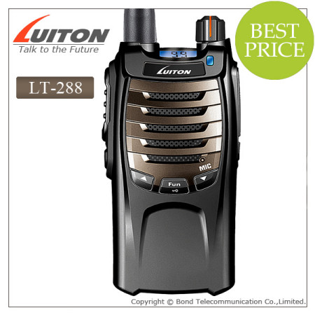 LT-288 high power output 2 way radio