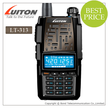 LT-313 VHF UHF portable amateur radio