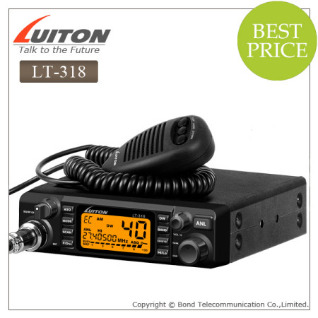 LT-318 AM/FM cb radio