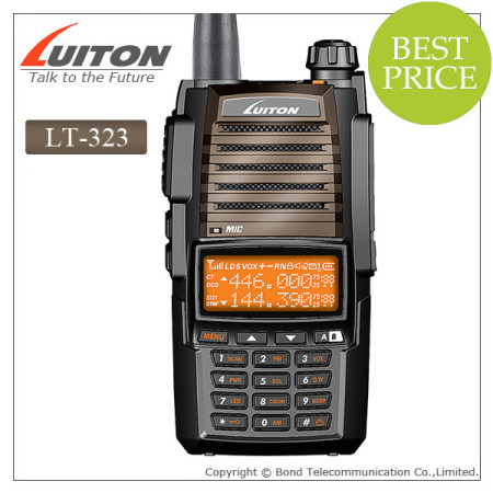 LT-323 handheld two way radio