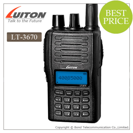LT-3670 two way radio