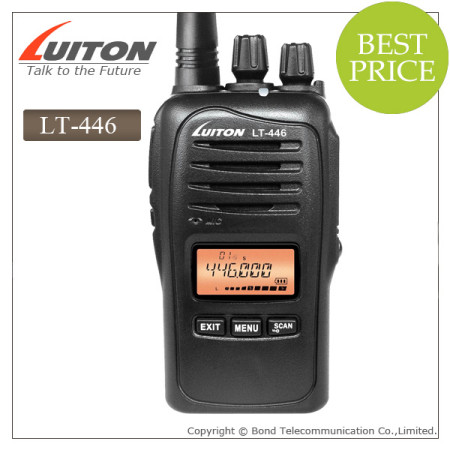 LT-446 amateur radio