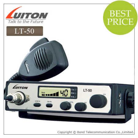 LT-50 CB radio 40 channel