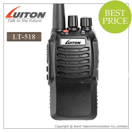 LT-518 walkie talkie