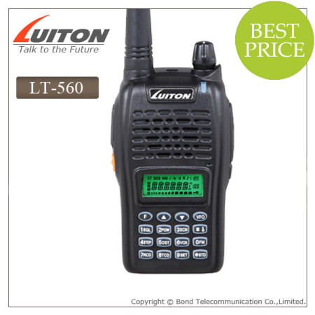 LT-560 repeater function long range walkie talkie