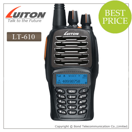 LT-610 walkie talkies