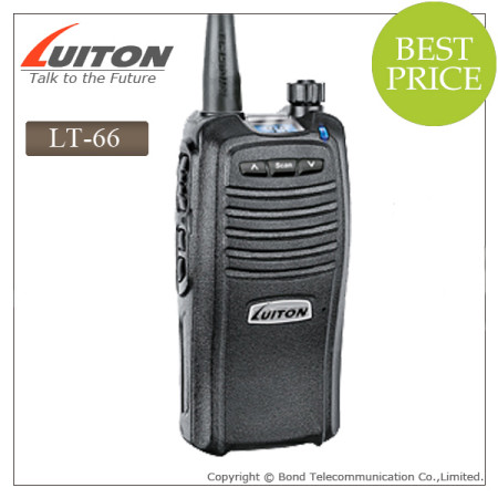 LT-66 military walkie talkie