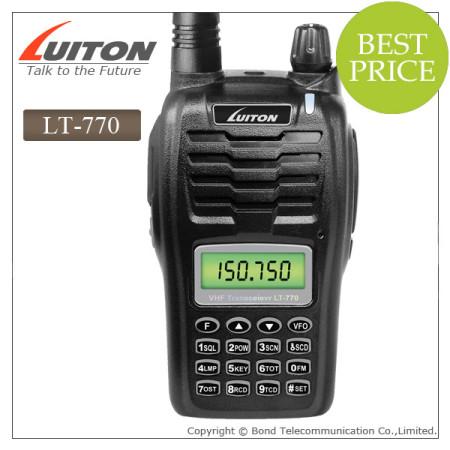 LT-770 walkie talkie