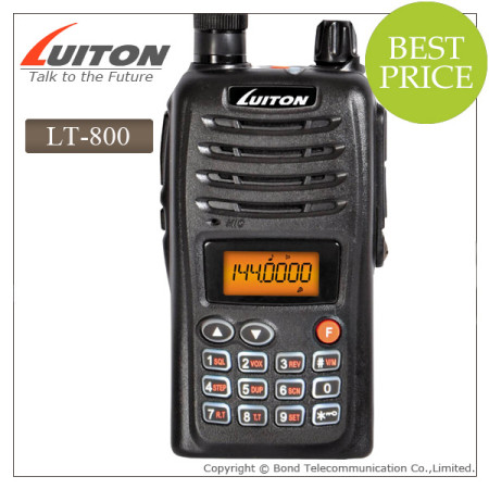 LT-800 long range walkie talkies