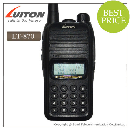 LT-870 high quality portable radios