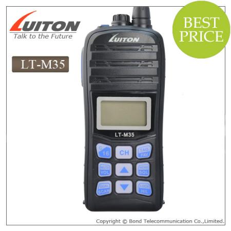 Handheld Marine Radio LT-35M IP-67 VHF