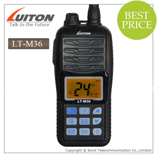 lt-m36 marine two way radio