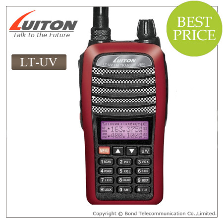 LT-UV Dual band wireless 2 way radio