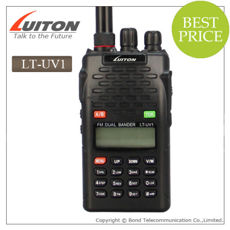 LT-UV1 new dual band long rangewalkie talkies