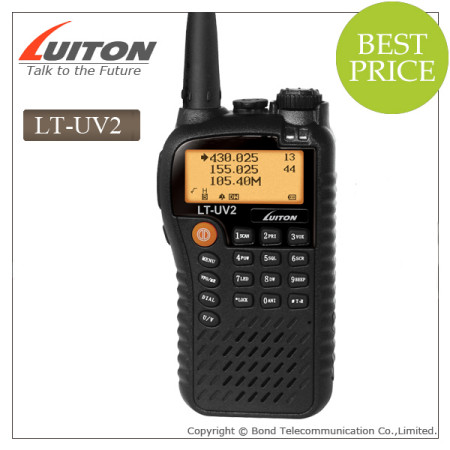 LT-UV2 dual band ham radio