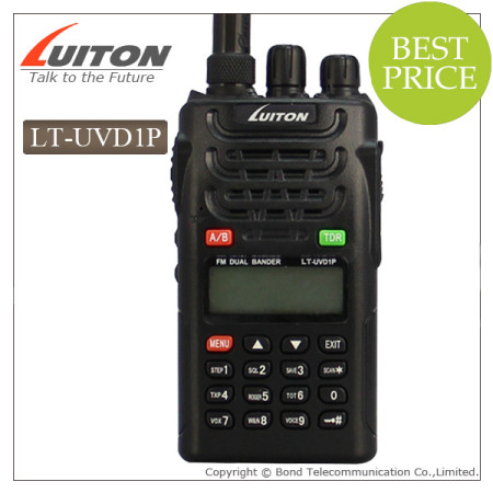 LT-UVD1P Dual band radio