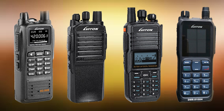 Knowing more about commercial Digital Two-Way Radios