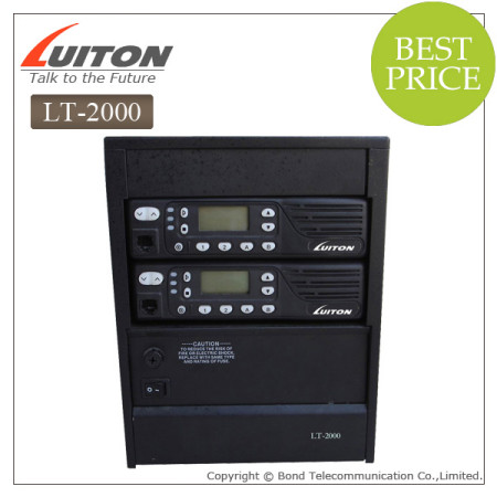 LT-2000 vhf uhf wireless repeater transceiver