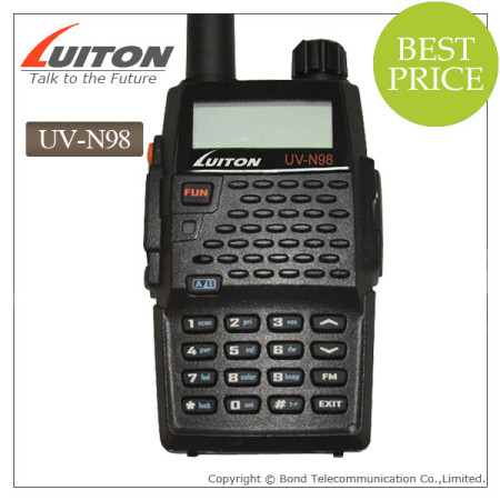 UV-N98 Professional FM Transceiver