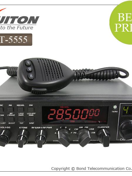 Anytone at-5555 10 meter cb radio