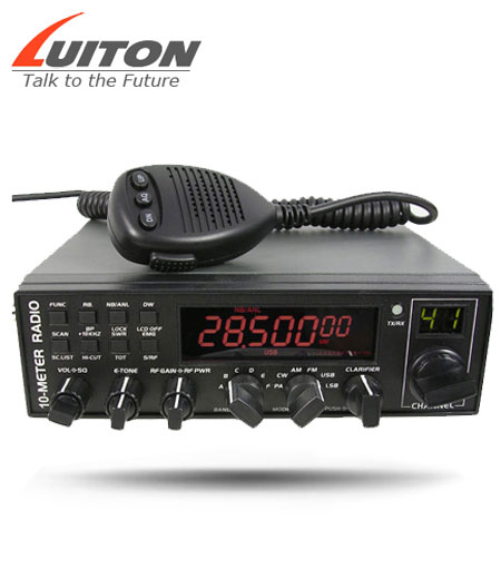 Anytone at-5555 10 meter cb radio