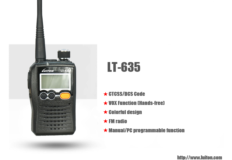 ham radio lt-635