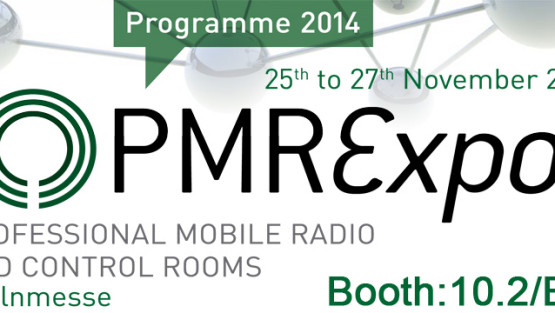 Programme PMR Expo 2014