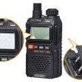 BaoFeng UV-3R plus dual band radio
