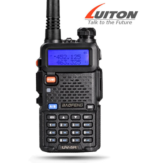 Baofeng UV-5R Dual Band Radio