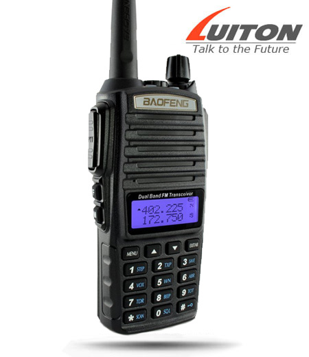 Dual band radio UV-82