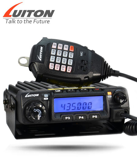 LT-580 uhf mobile radio
