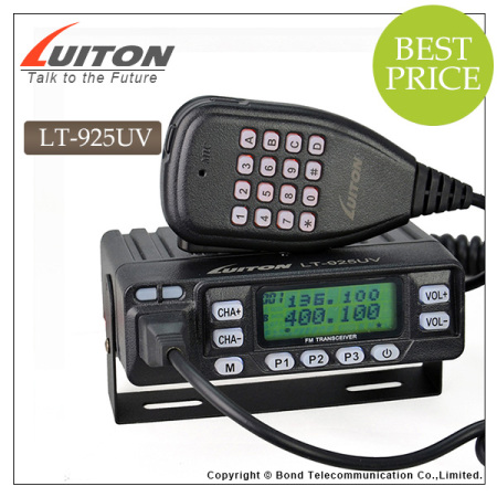 LT-925UV dual band mobile radio