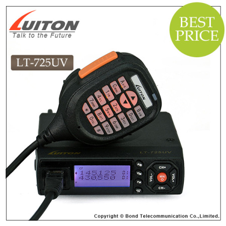 LT-725UV dual band mobile radio