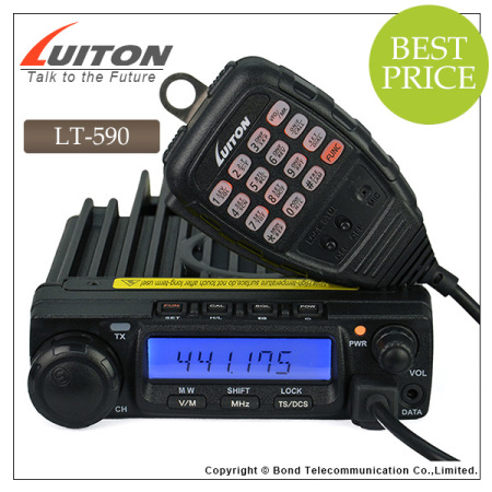 LT-590 UHF Mobile Radio
