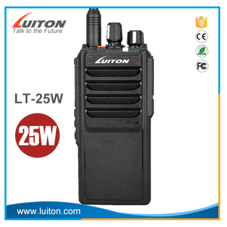 Luiton 25W two way radio