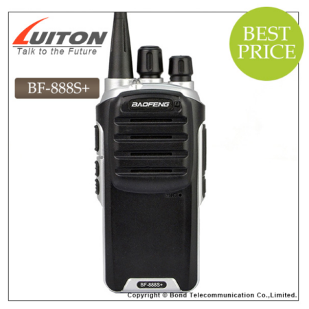 baofeng BF-888S+ UHF 400-480MHz two way radios
