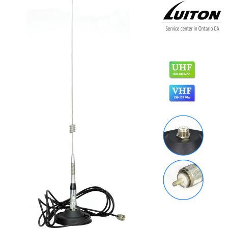 Luiton 27 Inch Dual Band  Antenna