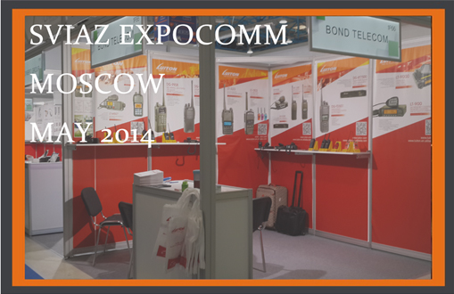 Acquired a Complete Success at SVIAZ/EXPO COMM in Moscow